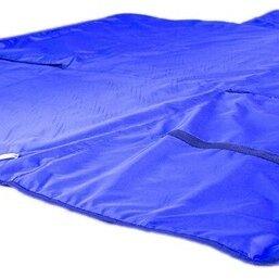 Текстиль с электроподогревом - Электроодеяло EcoSapiens Infralight ES-300 180 х 220 см синий, 0