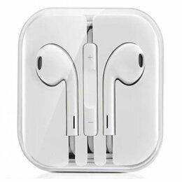 Наушники и Bluetooth-гарнитуры - Гарнитура Hoco M1 Earpods Design 3,5мм (белый), 0