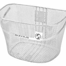 Корзины, коробки и контейнеры - Корзина аллюминевая Стелс, 0