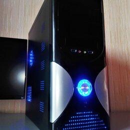 Настольные компьютеры - Системный блок Intel 4-ядра/4GB/500GB/HD5450-1GB, 0