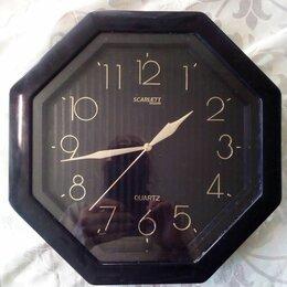 Часы настенные - Часы настенные Скарлетт, 0