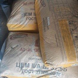 Строительные смеси и сыпучие материалы - Фасованный цемент Сибирский Цемент, 0