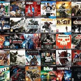 Игры для приставок и ПК - Игры Playstation 3, новые, б/у, 0