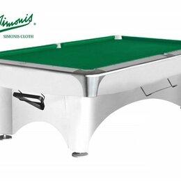 Столы - Бильярдный стол для пула Weekend Dynamic III 9 ф (, 0