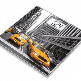 Кухонные весы - Весы стеклянные Beurer GS203 New York, 0