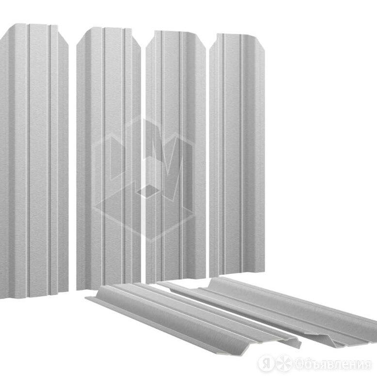 Штакетник для забора Узкий 85мм Оцинкованный высота 1.25 метра по цене 121₽ - Заборы, ворота и элементы, фото 0
