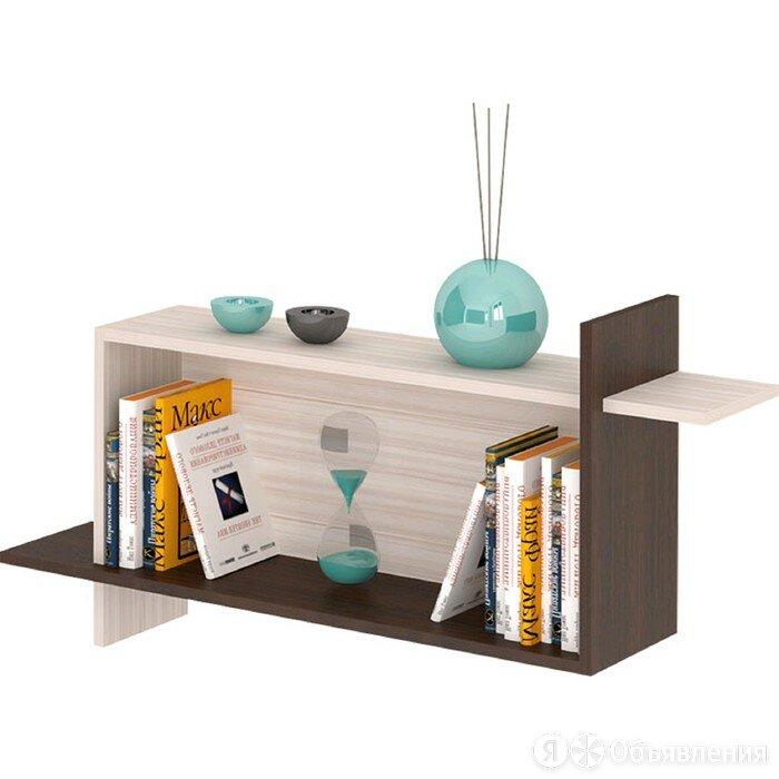 Полка навесная «ПК 16», 1000 × 240 × 527 мм, цвет карамель / венге по цене 3234₽ - Мебель для кухни, фото 0