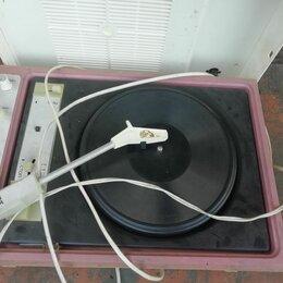 Проигрыватели виниловых дисков - Электрофон аккорд 201 стерео, 0