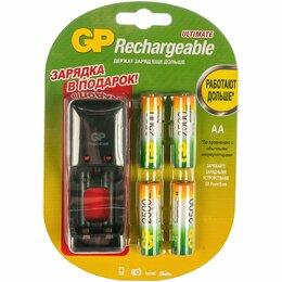 Зарядные устройства и адаптеры питания - Стандартная зарядка для АА и ААА аккумуляторов GP PB330, 0