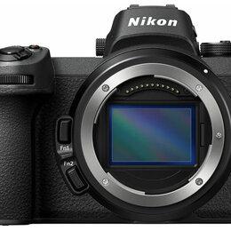 Фотоаппараты - Фотоаппарат Nikon z7 Body, 0