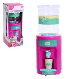 Кулеры для воды и питьевые фонтанчики - Кулер «Фонтан», розовый, 0