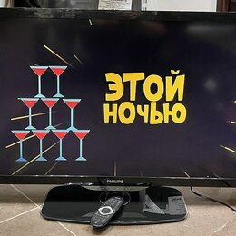 Телевизоры - Телевизор Philips 40PFL5606H , 0