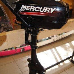 Двигатель и комплектующие  - Лодочный мотор mercury ME 3.3 M 3.3 л.с. двухтактный, 0