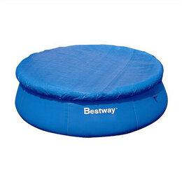 Тенты и подстилки - Тент Bestway 58032 для бассейнов 2.44 м (d 267 см), 0