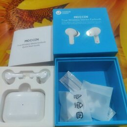Наушники и Bluetooth-гарнитуры - Наушники Tws Honor Choice original, 0