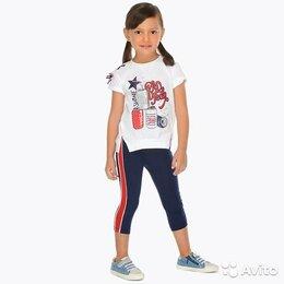 Спортивные костюмы и форма - Футболка и брюки Mayoral, 7 лет, 0