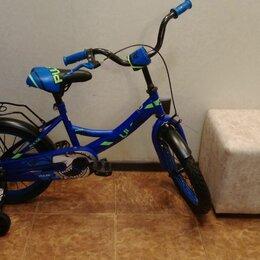 """Велосипеды - Велосипед детский """"Pulse"""", 16″, 0"""