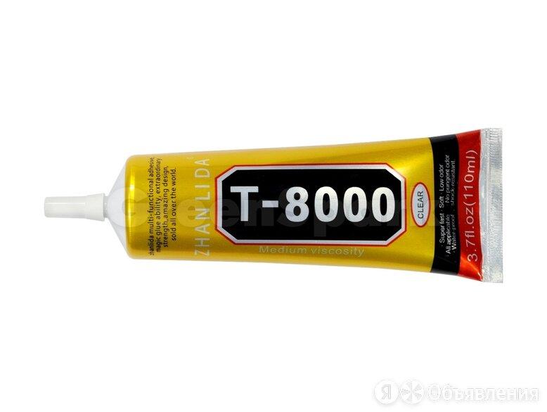 Клей/герметик для проклейки тачскринов T8000 (110 мл) (100% components) по цене 250₽ - Прочие запасные части, фото 0