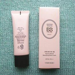 Кремы и лосьоны - [etude house] precious mineral beautifying block cream moist - 45g, 0