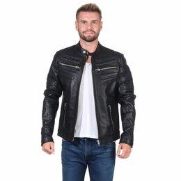 Куртки -  куртка кожаная , 0