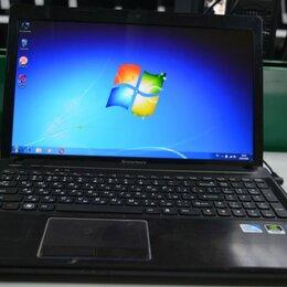 """Ноутбуки - Lenovo G580 B950/4Gb/SSD 120Gb/intel HD/15.6"""", 0"""