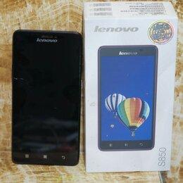 Мобильные телефоны - lenovo s850, 0