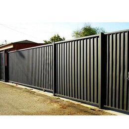Заборы, ворота и элементы -  Заборы, Ворота, Калитки и металлоконструкции , 0