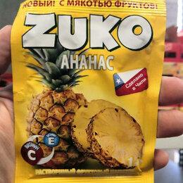 Ингредиенты для приготовления напитков - Растворимый напиток zuko ананас 25гр. чили, 0