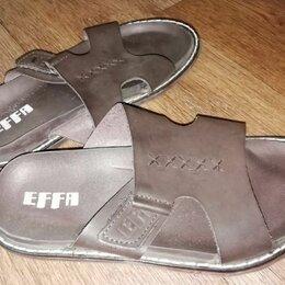 Шлепанцы - Шлёпанцы мужские EFFA , 0