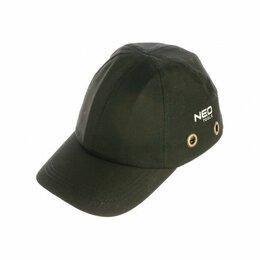 Головные уборы - Усиленная бейсболка-кепка NEO Tools CE 97-590, 0