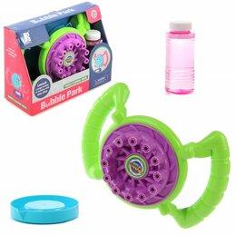 Мыльные пузыри - Набор мыльных пузырей (цвет: зелено-сиреневый), 0