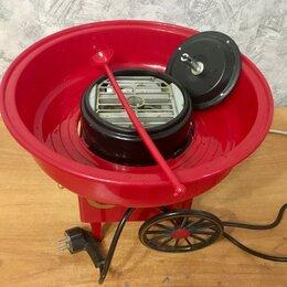 Прочая техника - Аппарат для сладкой ваты Carnival Cotton Candy Maker, 0
