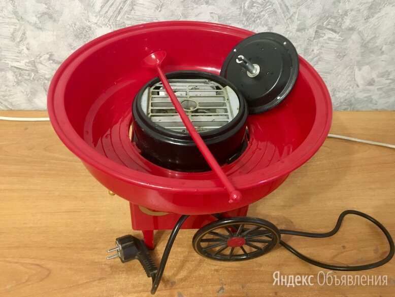 Аппарат для сладкой ваты Carnival Cotton Candy Maker по цене 1000₽ - Прочая техника, фото 0