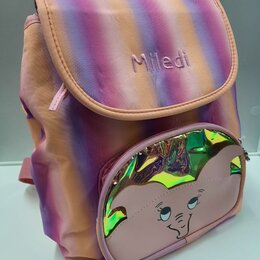 Сумки - Детский рюкзак розовый Миледи, 0