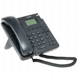 VoIP-оборудование - елефон VoIP Yealink SIP-T19, SIP черный, 0