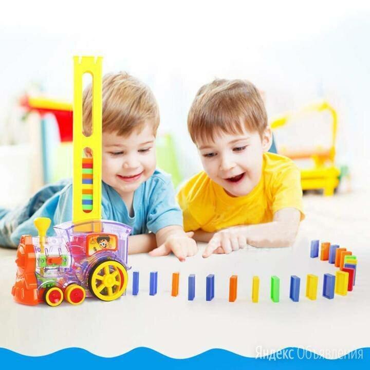 Развивающая игрушка Паровоз  по цене 1990₽ - Развивающие игрушки, фото 0