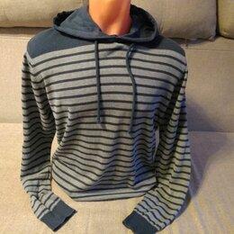 Свитеры и кардиганы - спортивный свитер с капюшеном  мужской cropp design unit  джемпер, 0