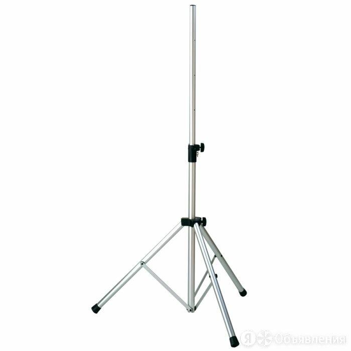 Quik Lok SP180BK стойка для акустических систем на треноге, диаметр трубы 35мм,  по цене 6660₽ - Оборудование для звукозаписывающих студий, фото 0