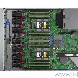 Серверы - Сервер Proliant Dl360 Gen10 Silver 4208 Rack 1u /xeon8c 2.1ghz 11mb /1x16gbr2..., 0