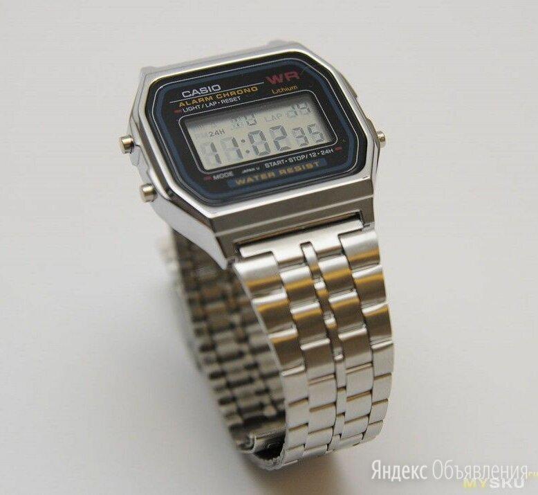 Часы casio по цене 299₽ - Наручные часы, фото 0