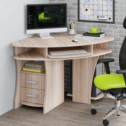 """Компьютерные и письменные столы - Стол компьютерный угловой """"СКУ-12"""", 0"""