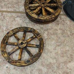 Другое - Деревянное колесо от телеги , 0