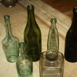 Бутылки - Ценные старые бутылки, 0