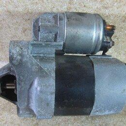 Электрика и свет - Стартер Renault Kangoo 2003-2008 1.2 16V D4F730 МКПП 8200369521 , 0