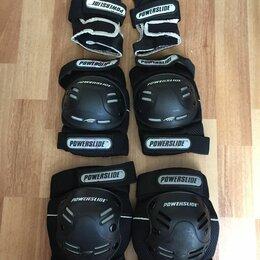 Спортивная защита - Набор защиты powerslide standart 3-pack, 0