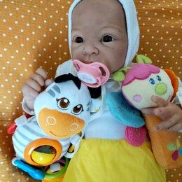 Куклы и пупсы - Реборн девочка младенец мулатка, 0