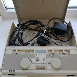 Оборудование и мебель для медучреждений - Аудиометр диагностический микроциркулярный, 0