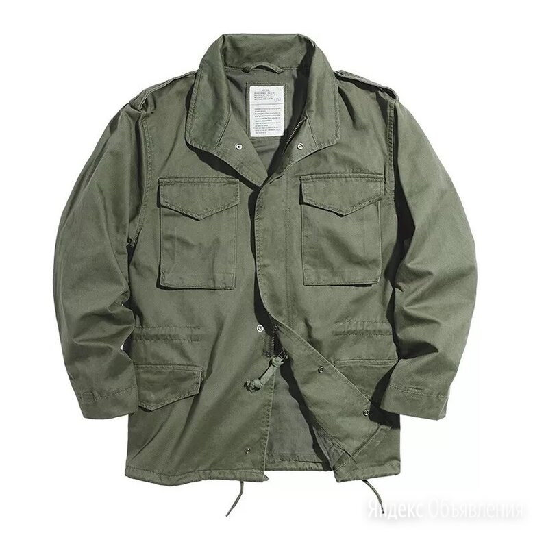 Куртка мужская М65 (хаки) по цене 5000₽ - Куртки, фото 0