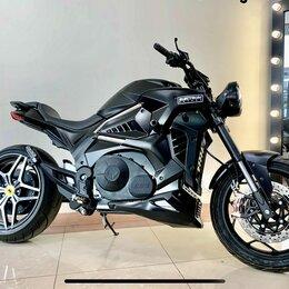 Мото- и электротранспорт - Электромотоцикл Ducati Diavel, 0