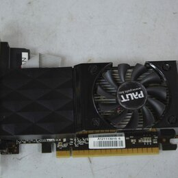 Видеокарты - Видеокарта Palit GeForce GT 640 900Mhz PCI-E 3.0 1024Mb 1782Mhz 128 bit DVI HDMI, 0